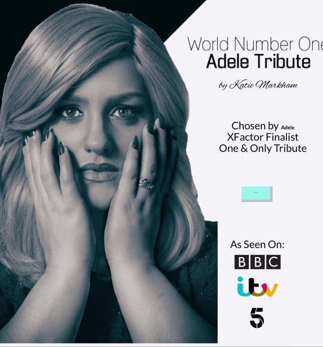 Adele by Katie Markham